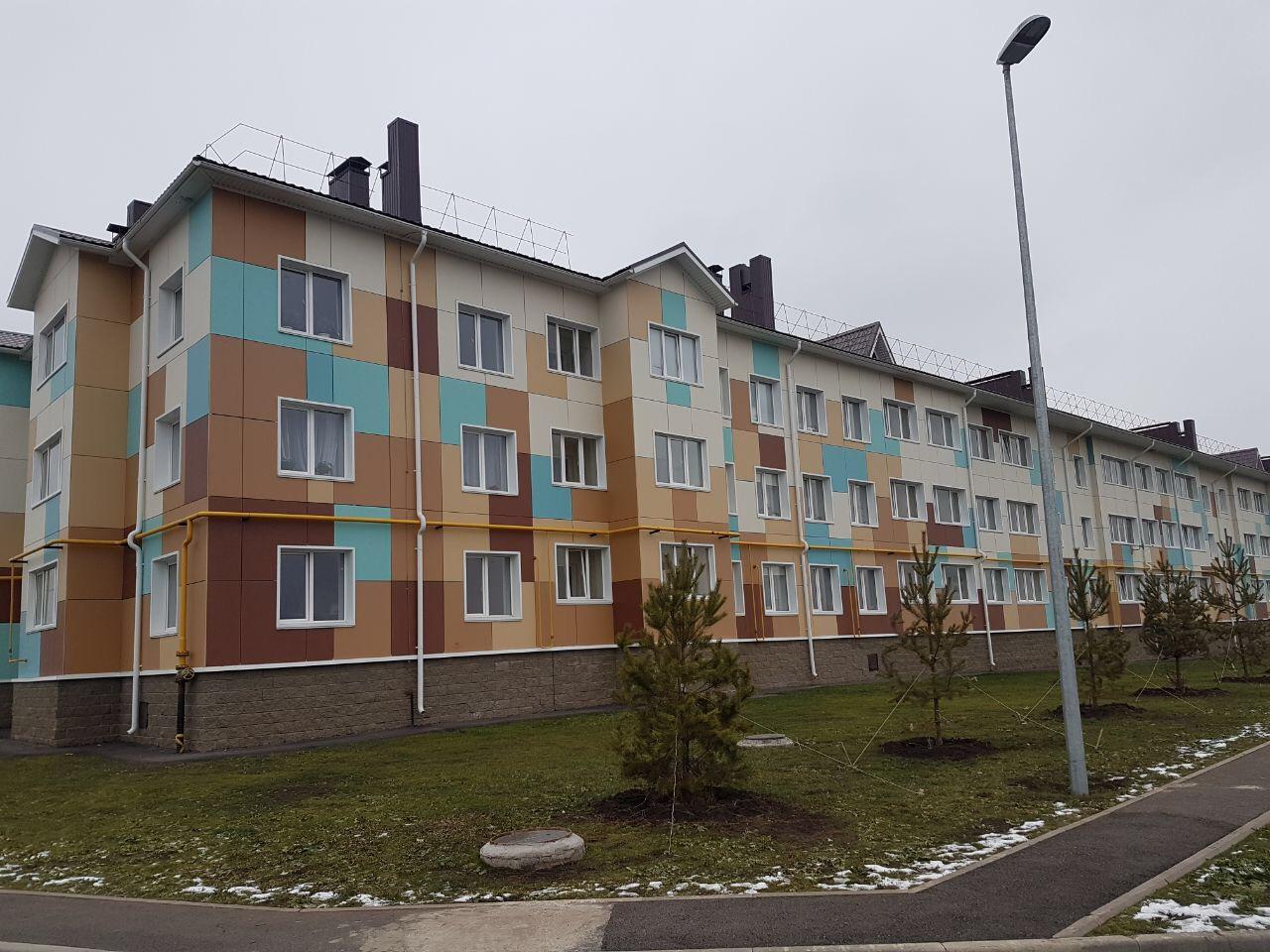 Жилой дом-Уфа