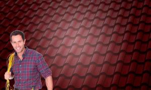 Краска для покраски крыши дома