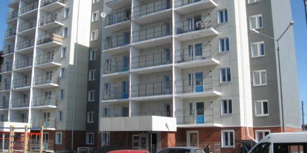 Жилой дом - Норильск