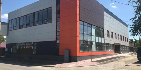 Школа олимпийского резерва - Пятигорск - Фиброплита НГ